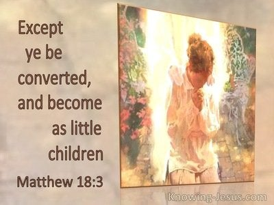 19 Bible Verses About Children And The Kingdom