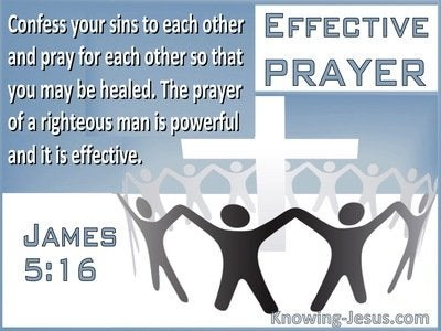 16 Bible verses about Intercession
