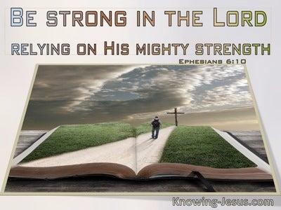 43 Bible verses about Strength, Spiritual