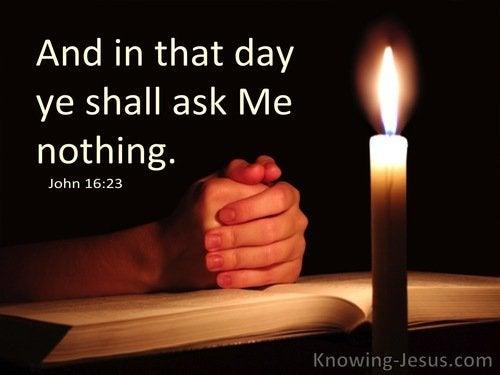 27 Bible verses about God Answers Prayer