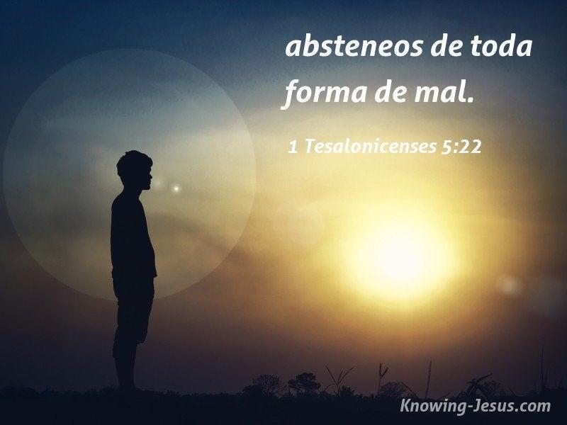 37 Versículos De La Biblia Sobre La Abstinencia