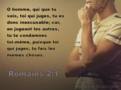 27 Versets de la Bible sur Juger Les Autres